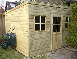 Van aarle houtbedrijf b v kies een tuinhuisje - Prieel frame van ...